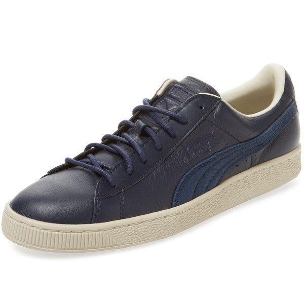 d983fa07bc1f Puma Men s Basket Classic Citi Low Top Sneaker - Blue