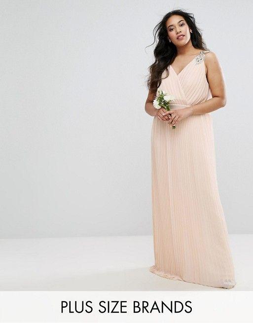 5350a6c0b25a Discover Fashion Online Bridesmaid Dresses Plus Size, Plus Size Dresses, Pink  Dresses, Maxi