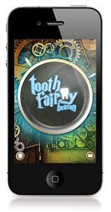 A tooth fairy app - seriously!