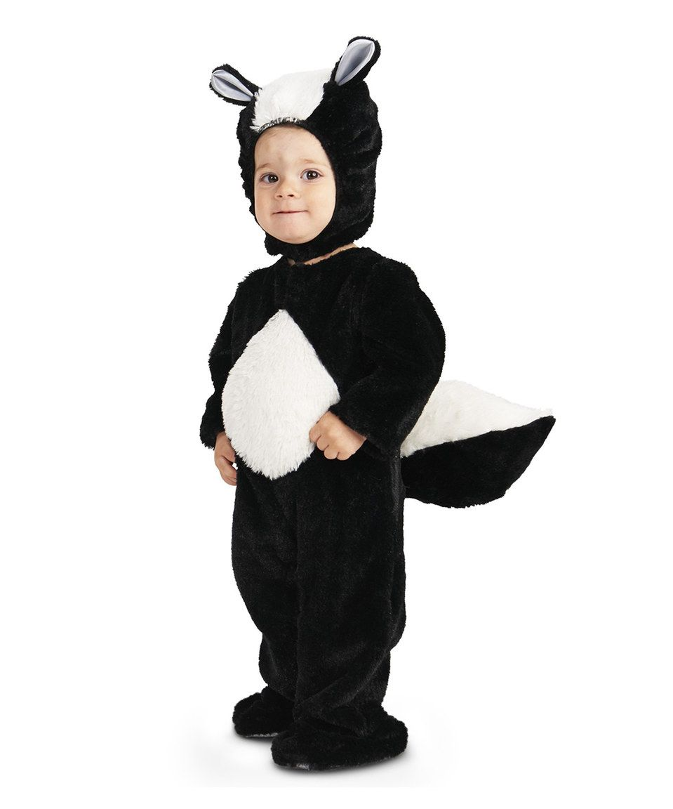 This Black u0026 White Skunk Costume - Infant by Dream Weaver Collection is perfect! #zulilyfinds  sc 1 st  Pinterest & This Black u0026 White Skunk Costume - Infant by Dream Weaver Collection ...