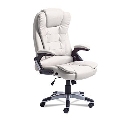 homgrace ergonomic office chair with massage function high back