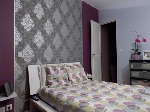 Photos décoration de Chambre d\'adulte/suite Gris Violet de bea91 ...