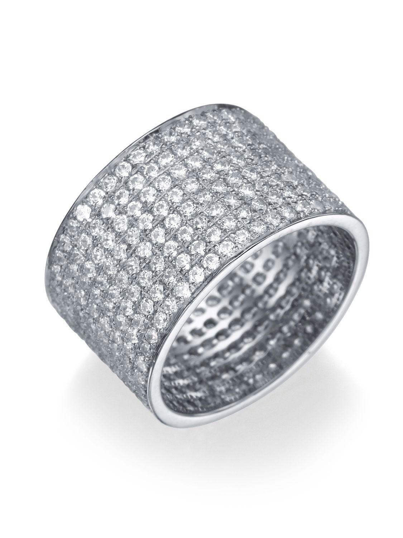 New to shireeodiz on Etsy 950 Platinum Ring White Diamond