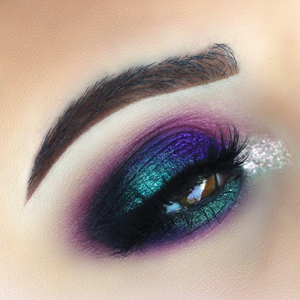 "MakeupGeek ""Nebula"" ""Solstice"" & ""Constellation"" Sparklers"