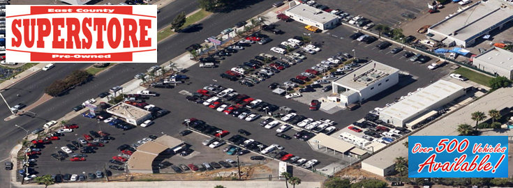 East County Preowned Superstore >> East County Pre Owned Superstore El Cajon Ca California Used