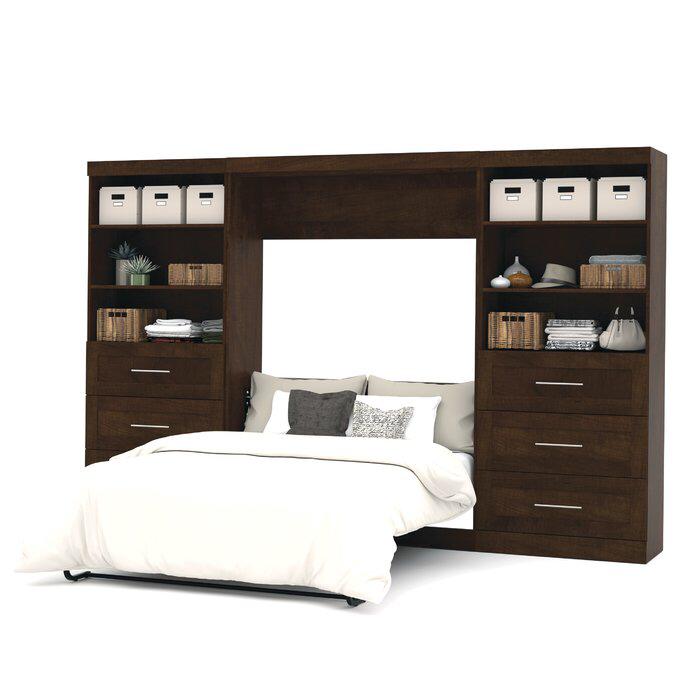 Latitude Run Sammy Storage Platform Bed & Reviews