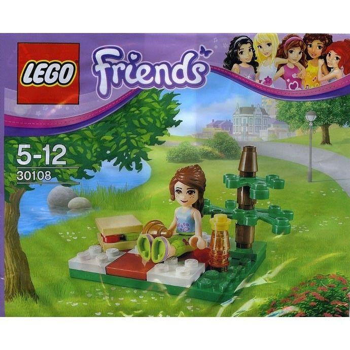 LEGO Friends 30108 Mia's skovtur kr. 39,95 Ikke katalogvare, kun udvalgte butikker HASTER!!!
