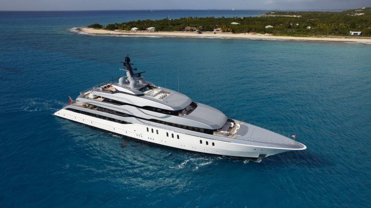 Superyacht Luxury Yachts Boat Hd Wallpapers For Pc