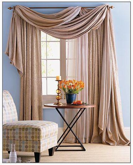 Kulonlegesen Felhelyezett Fuggonyok Curtains Living Room