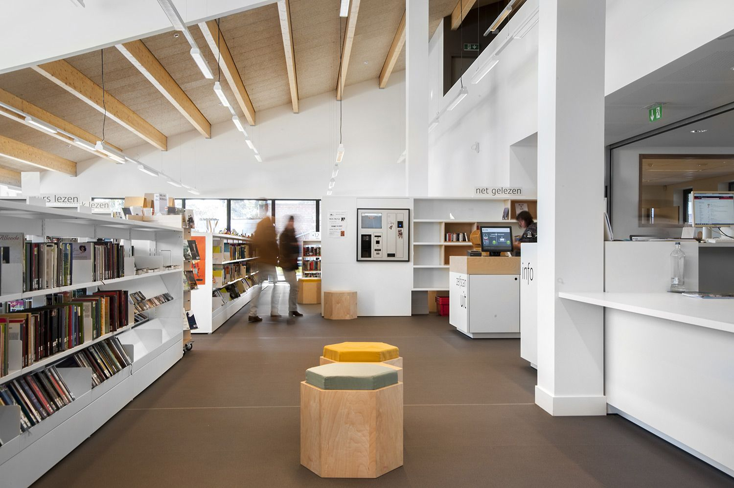 Zoersel Public Library A new town icon Pinterest