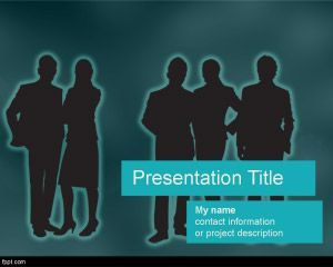 powerpoint presentation cover page
