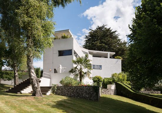 1920s Amyas Connell Designed High U0026 Over House In Amersham, Buckinghamshire.