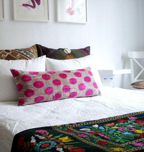 Design Sponge Pillow Cover: sukan etsy via design*sponge   For the Home   Pinterest,