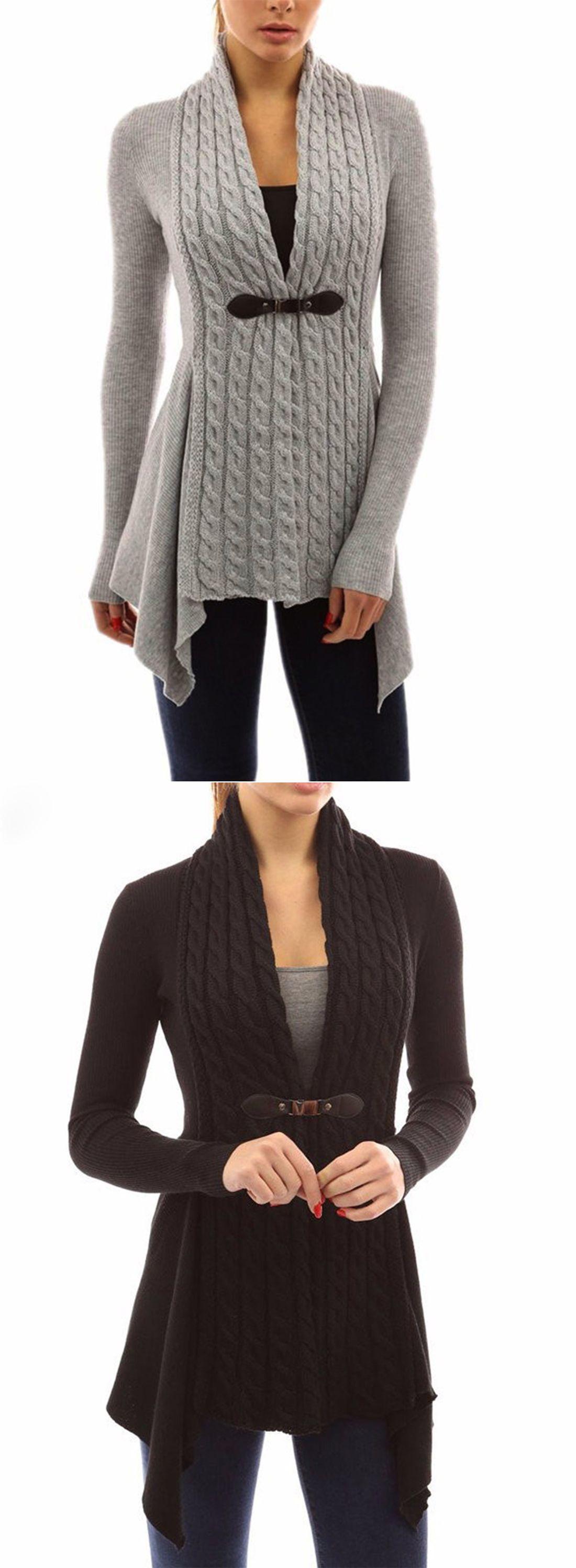 c4ec28b2b0d  26.35 Fashion Long Sleeve Irregular Slim Fit Cardigan