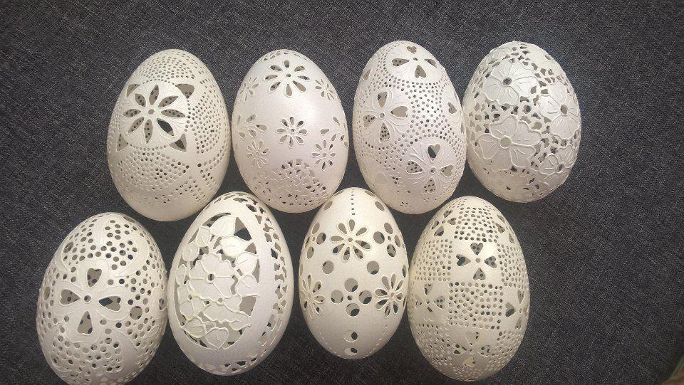 Pisanki Azurowe Nowosc Najtaniej Gesie Wydmuszki 6701758020 Oficjalne Archiwum Allegro Eggs