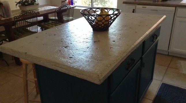 Indoor Outdoor Diy Concrete Countertops Directcolors Com Diy