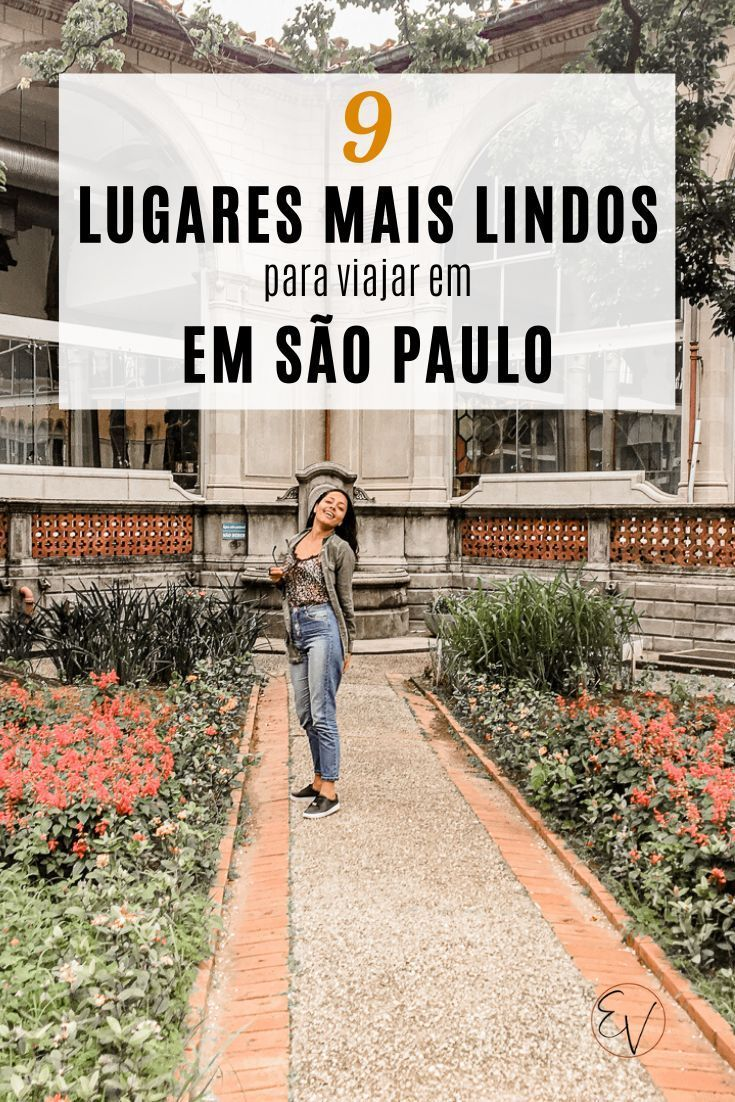 Melhores lugares de São Paulo para viajar nas férias ou final de semana
