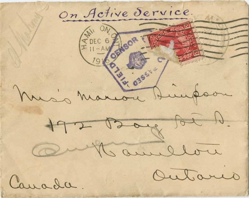 During The War Soldiers Send Letters To Their Families  Ww As A