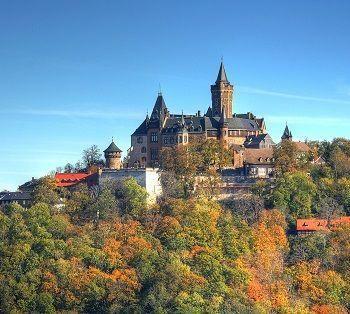 Zwischen goldenem Herbst und Hexentanz im Harz