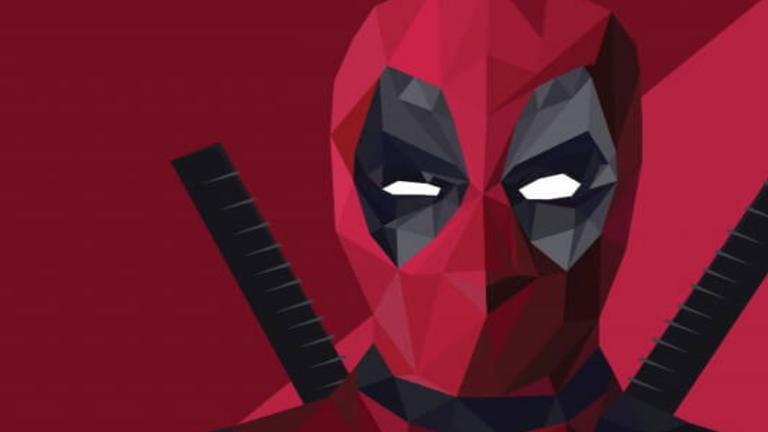 (Deadpool) Super Hero Tycoon ROBLOX Deadpool, Duvar