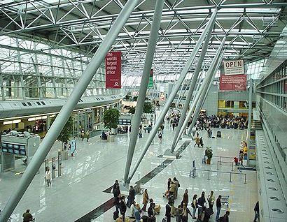 Düsseldorf International Airport Flughafen düsseldorf