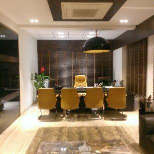Office interior design in Ahmedabad