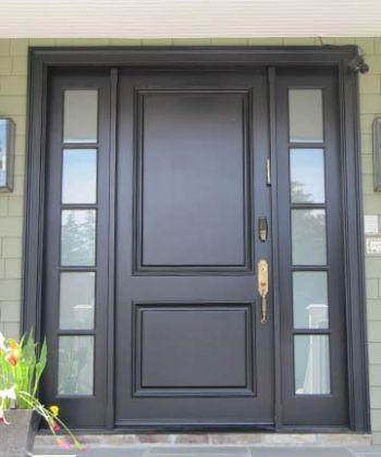 Grand Doors - wood doors - entry doors custom wood doors - wrought ...