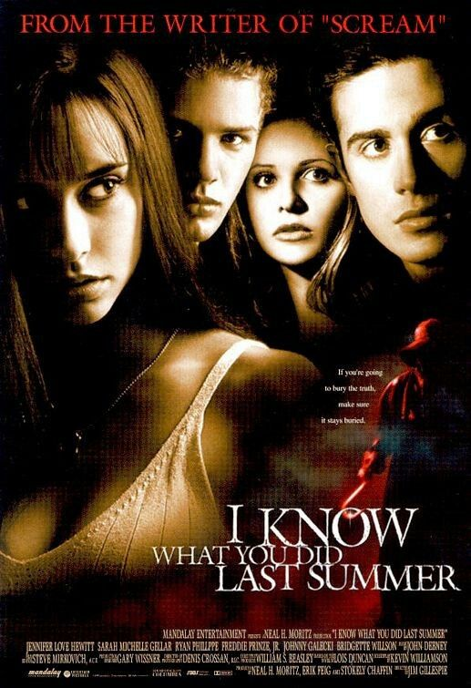 I Know What You Did Last Summer Jennifer Love Hewitt Summer Movie Streaming Movies