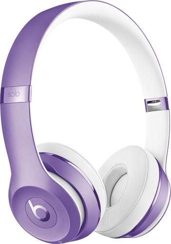 Beats By Dr Dre Beats Solo3 Wireless Headphones Ultra Violet