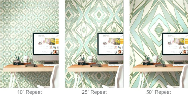 Image Result For Peel And Stick Wallpaper Home Wallpaper Retro Interior Removable Wallpaper