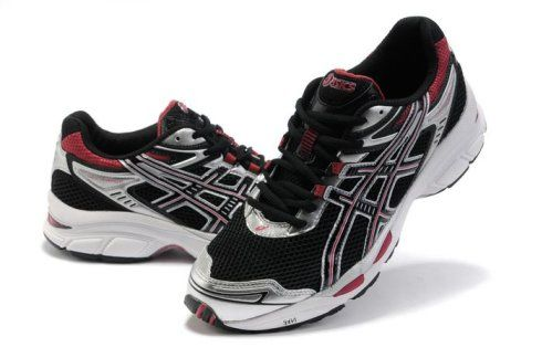 38fd06f3fcba Men Asics Gel Virage 4 Shoes Black Red