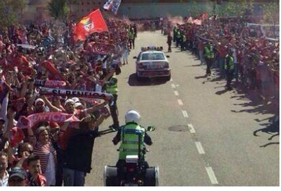 GuachosVermelhos: Campeões - 33 diga lá outra vez!