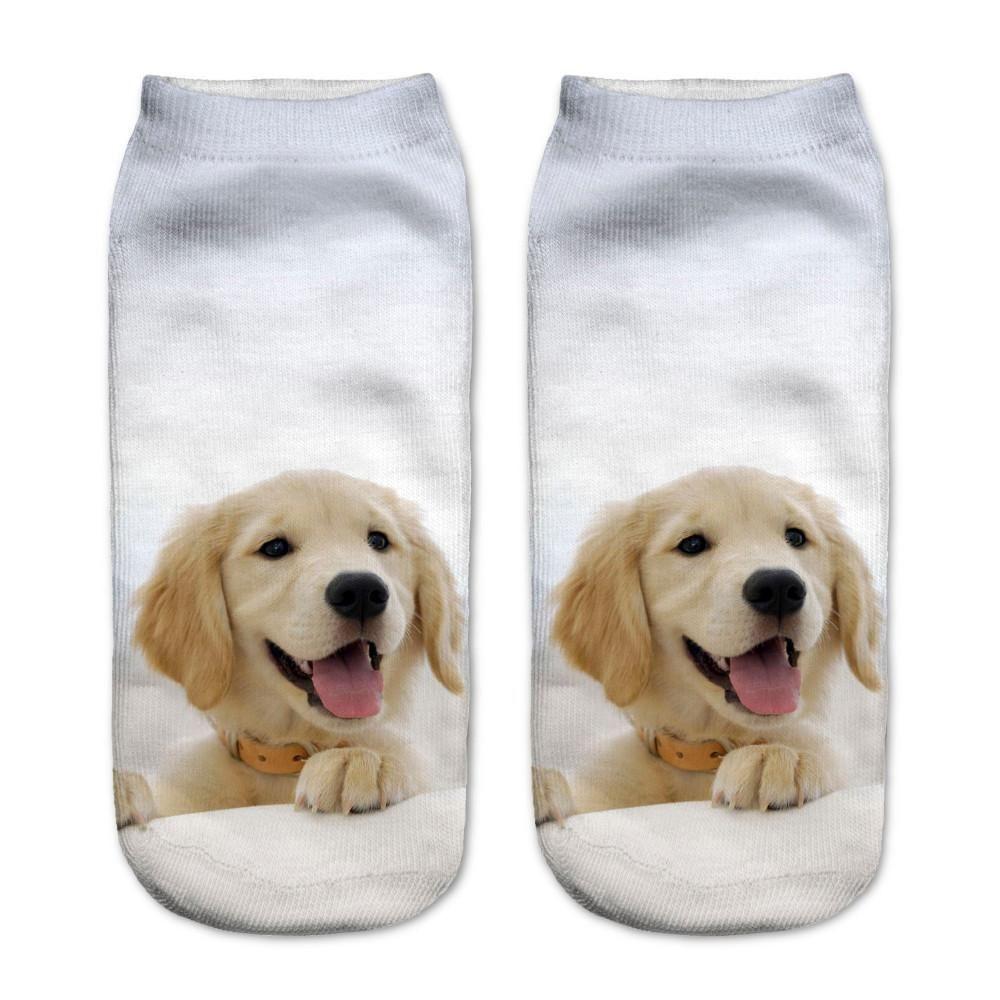 Women S Socks With Golden Retrievers Good Gift For Her Goldenretrievers Socks Golden Retriever Socks Women Dog Lover Gifts
