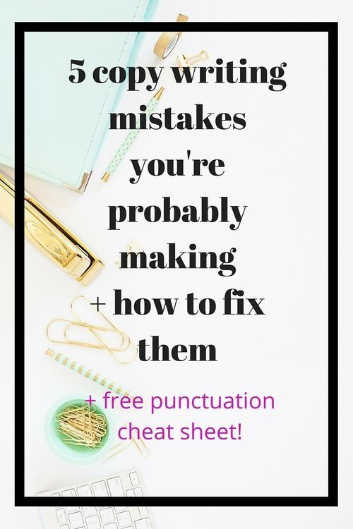 Five copy writing mistakes youru0027re probably making in your content - best of corporate stock certificate template word