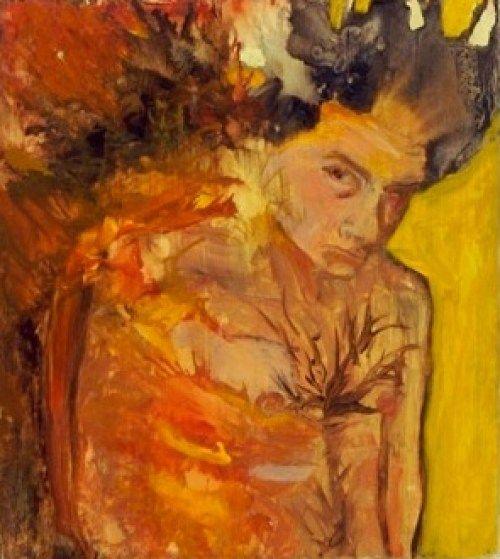 #Portrait  #painting, by #SarahZar