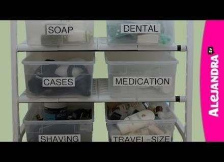 20 ideas bathroom cabinet organization ideas under sink