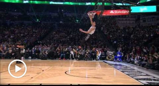 Zach Lavine Puts On A Show To Win Second Straight Dunk Contest