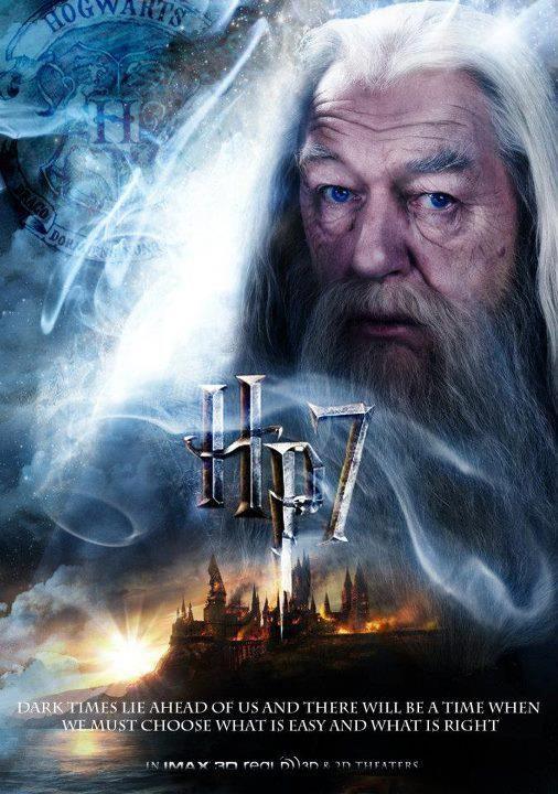 Albus Dumbledore Poster Hp 7 Harry Potter Pictures Harry Potter Poster Harry Potter