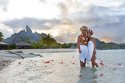 Honeymoon Registry Bora Bora Wedding Polynesian Wedding Bora Bora Resorts