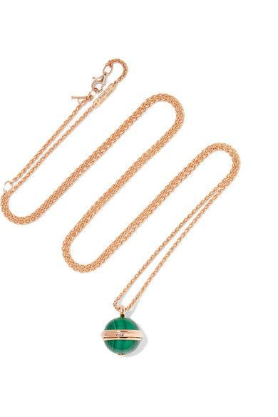 18-karat Rose Gold Diamond Necklace - one size Piaget 9kerJ3Wta