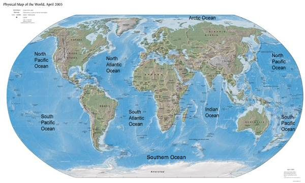 World map oceans and seas figure 217 worlds oceans worid world map oceans and seas figure 217 worlds oceans gumiabroncs Images