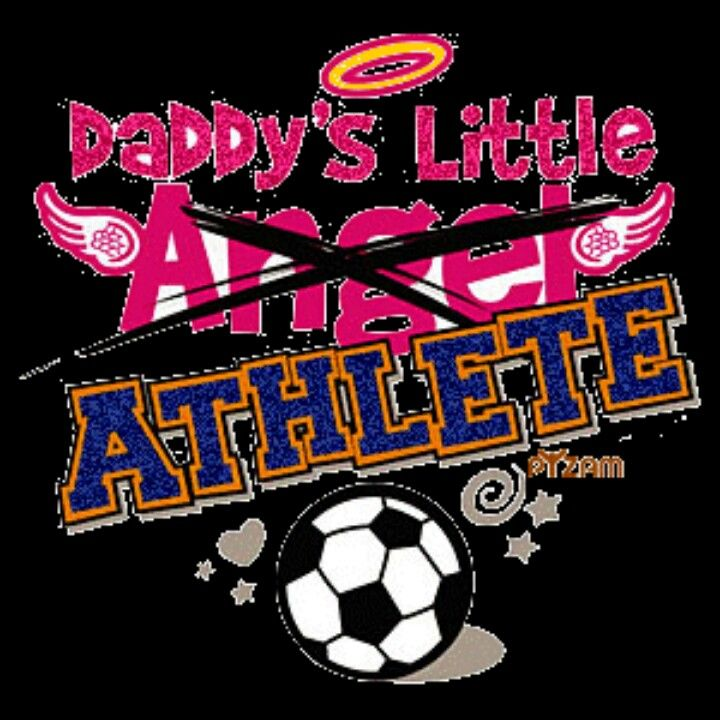 Daddy's Little Athlete Daddys little, Soccer outfits