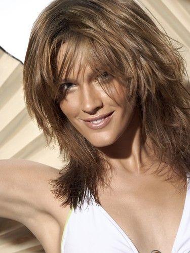 """Résultat de recherche d'images pour """"coiffure mi long avec"""