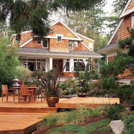 Deck Designs: Ideas For Freestanding Decks