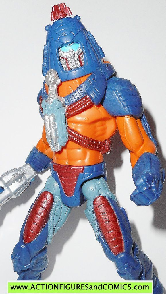 "Masters of the Universe 200x /""MAN-E-FACES/"" Masters of the Universe He-Man"