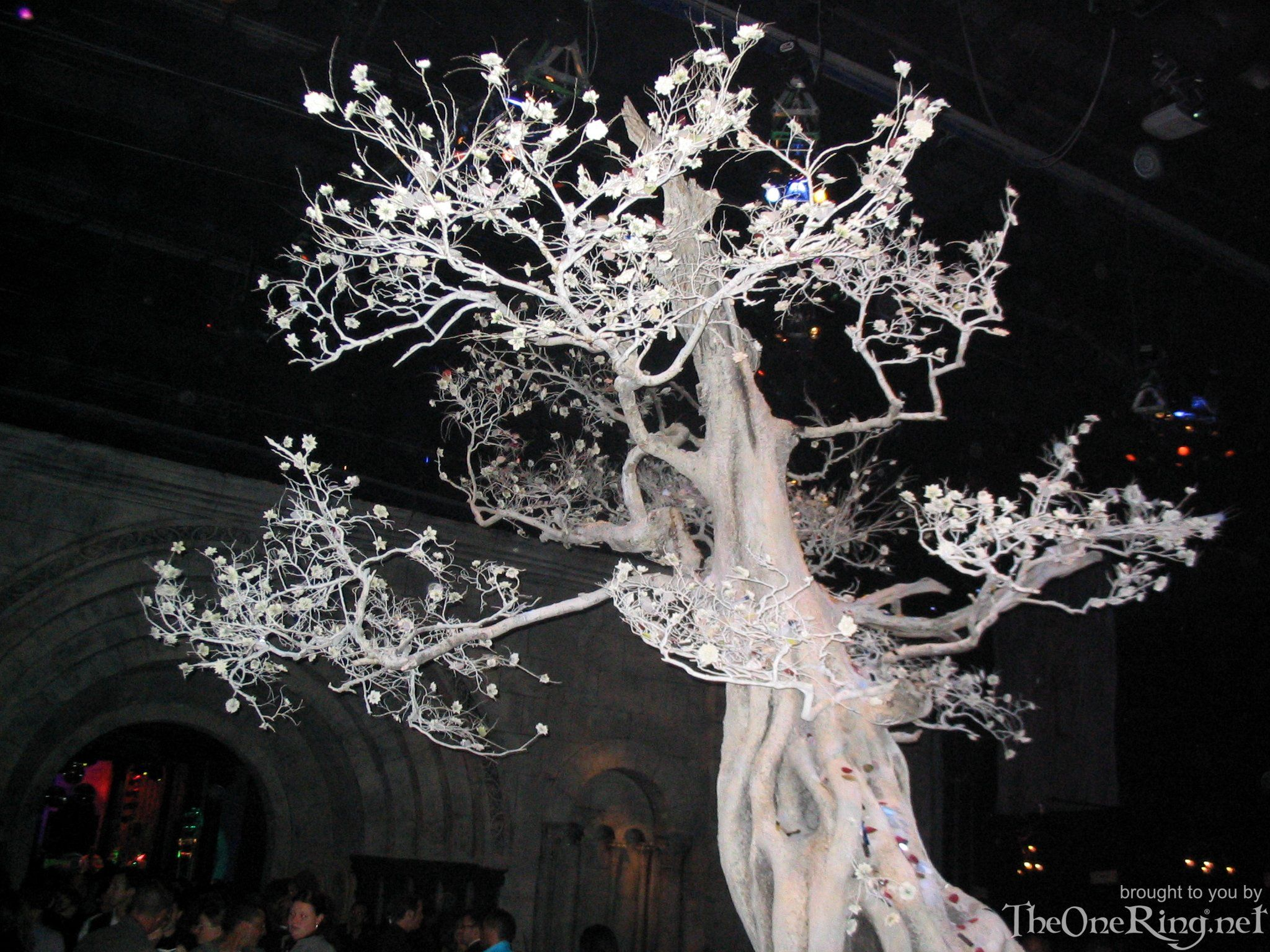 The White Tree Prop From Lord Of The Rings