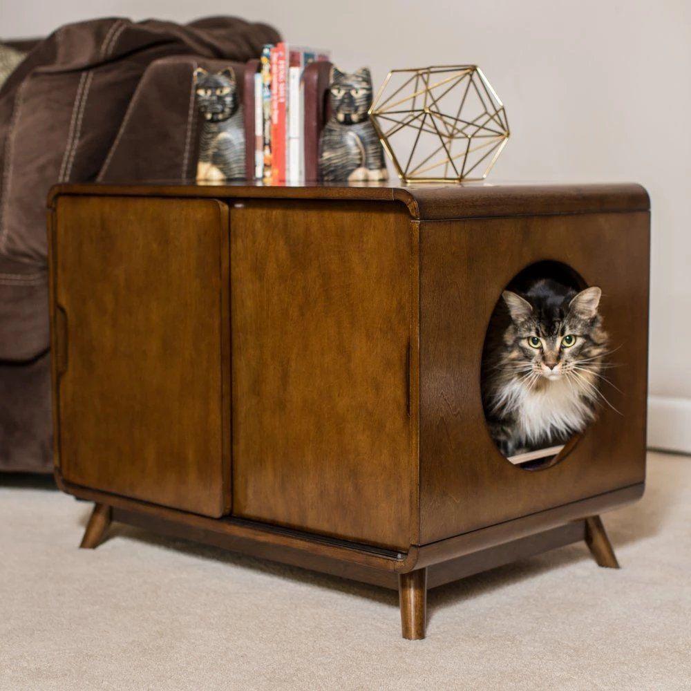 Möbel Moderne Möbel für Katzen und Hunde mit Stil und Panache ...