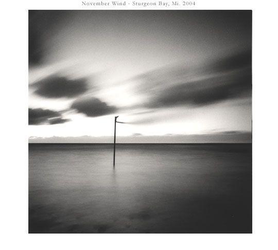 Bill Schwab / November Wind - Sturgeon Bay, Mi. 2004