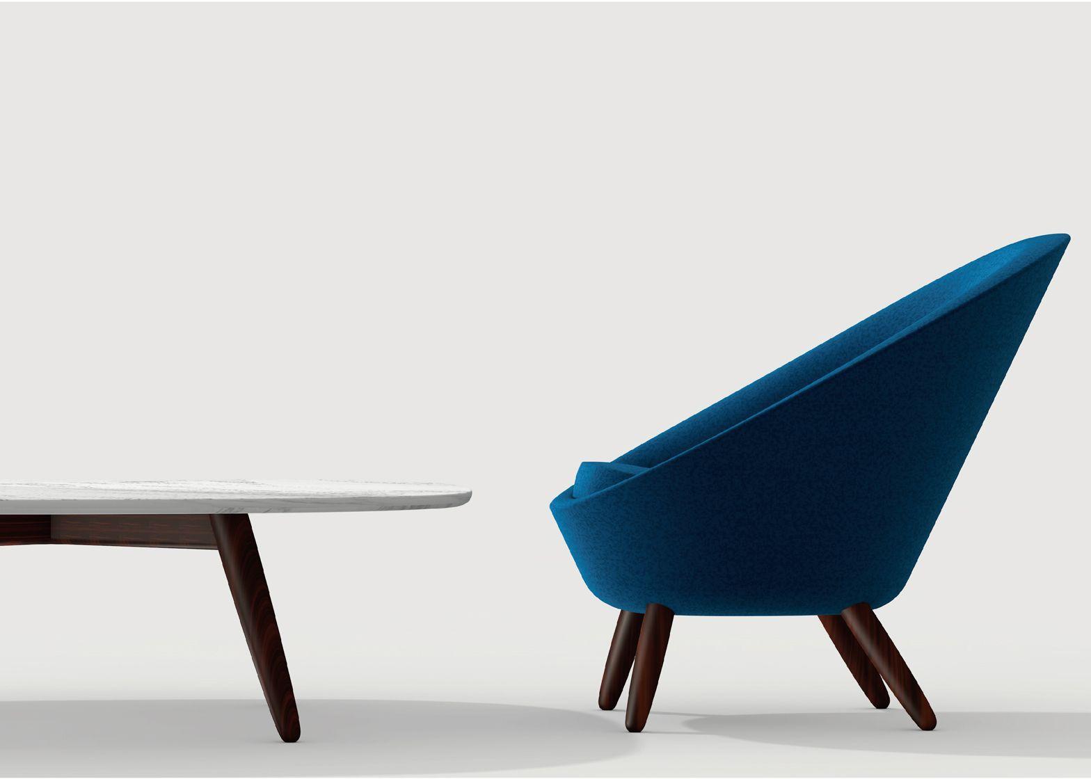 Driade Mobili ~ Ten armchair by naoto fukasawa for driade furniture