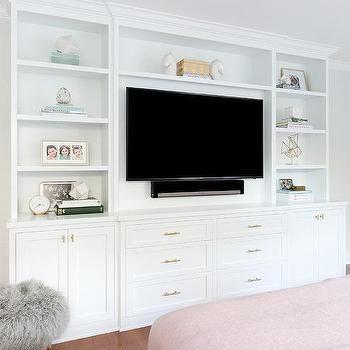 Bed Facing Built In Tv Unit Bedroom Wall Units Built In Bedroom Cabinets Bedroom Built Ins